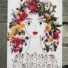 Sonja Prosen | Cvetlična razglednica | Flower postcards