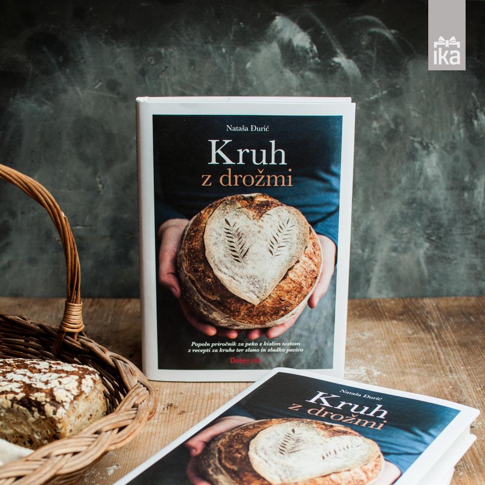 Kruh z drožmi | Knjiga