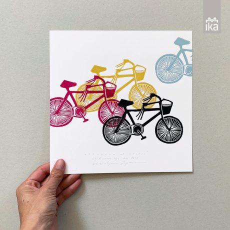 Grafika Klavdija Zupanc | Klavdija Zupanc original print