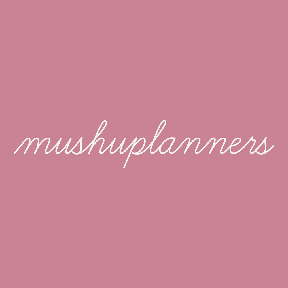 Mushuplanners | zvezek | notebook