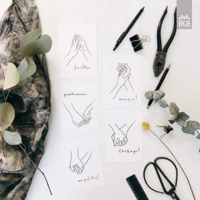 Kartice | Voščilnice Nina Kovačič